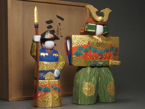 奈良一刀彫の画像