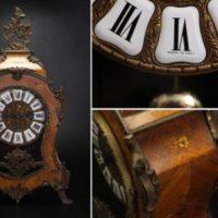 イタリア製 ドイツFHS 装飾置時計 振り子