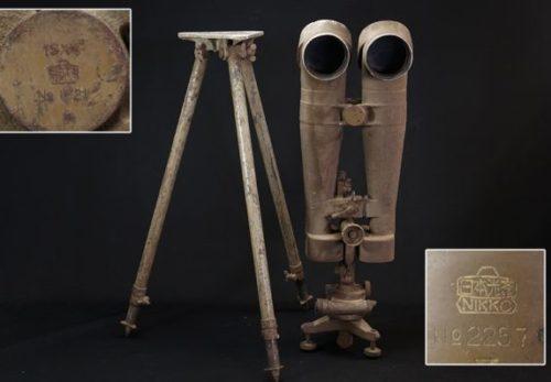 陸軍九三式砲隊鏡