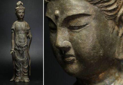 仏教美術 観音菩薩像