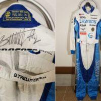 F1 ブノワ・トレルイエ 2008年 サイン入レーシングスーツ