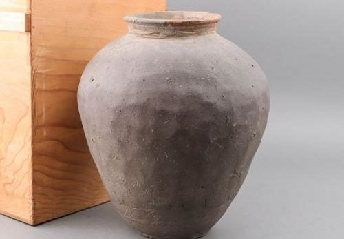 時代物 須恵器系 壷