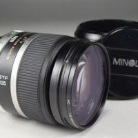 MINOLTA ミノルタ レンズSTF135mm 1:2.8