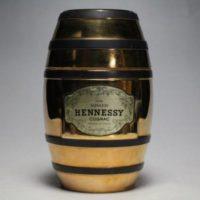 古酒 ヘネシー ナポレオン 樽型 金キャップ HENNESSY