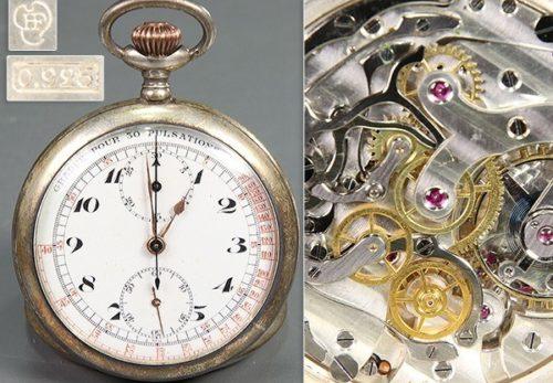 VACHERON&CONSTANTIN ヴァシュロン・コンスタンタン GENEVE 0.925刻 懐中時計