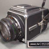 HASSELBLAD 500C/M Carl Zeiss Planar 1:2.8 f=80mm