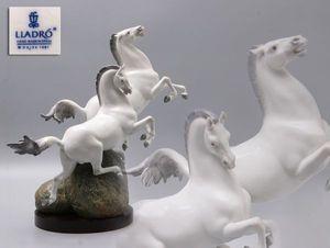 LLADRO リヤドロ「駆ける馬」フィギュリン